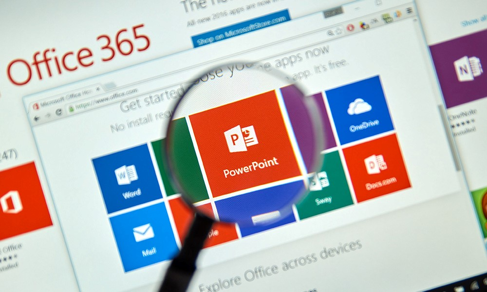 Getting started with Powerpoint 365 online how to guide - Office 365